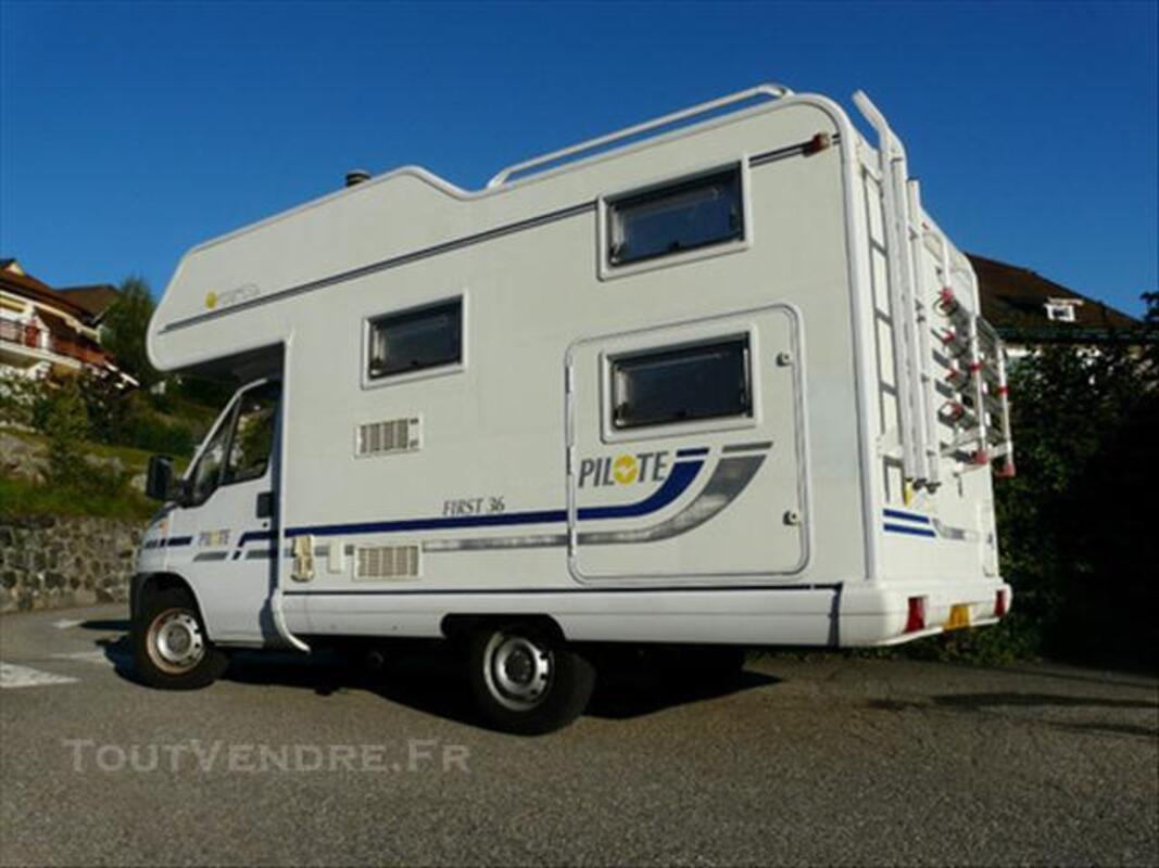 Camping car pilote - first 36 - 1ére main 73974387