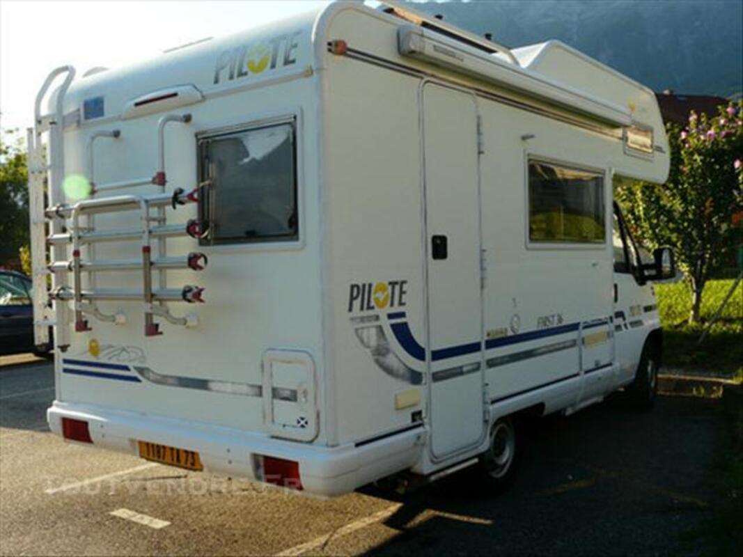 Camping car pilote - first 36 - 1ére main 73974389