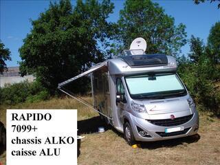 Camping-Car RAPIDO 7099+