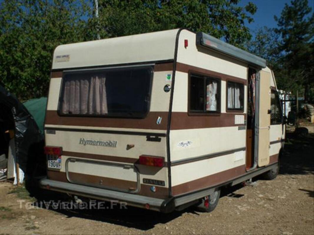 Camping-car Renault trafic 49320369