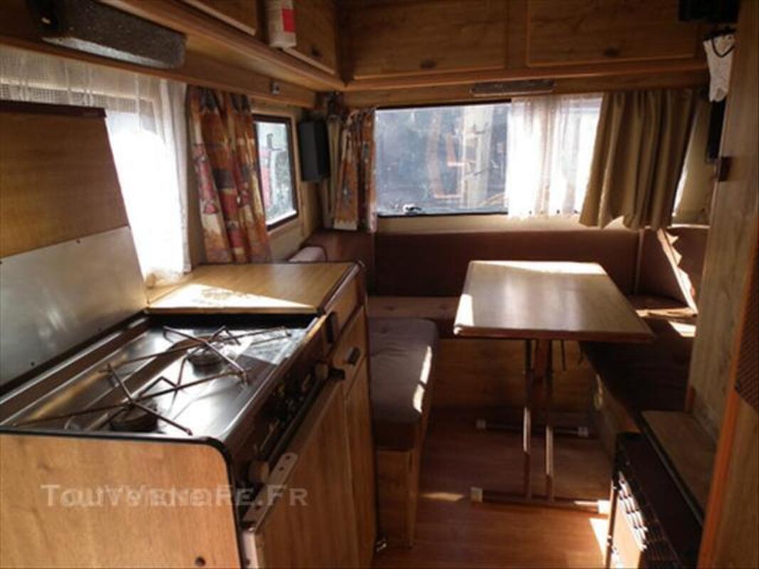 Camping-car Renault trafic 49320370