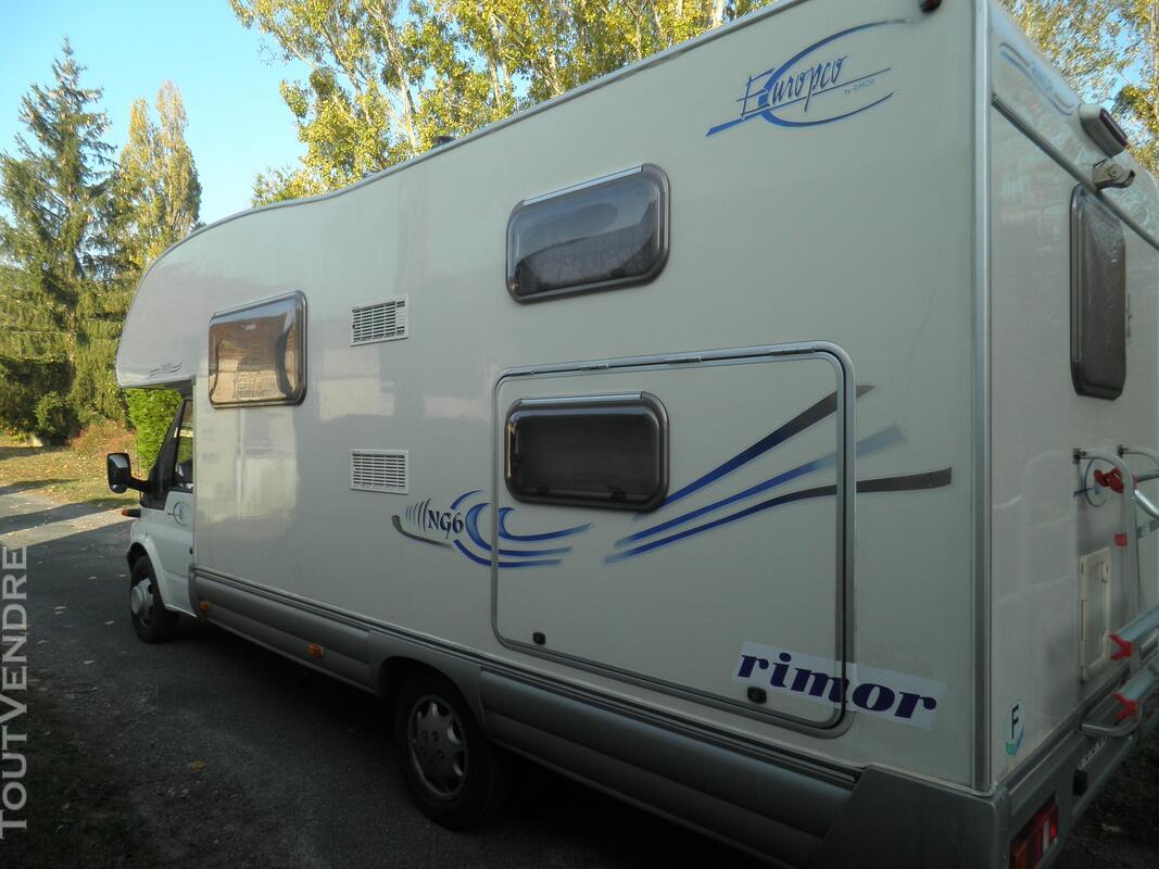 Camping car RIMOR NG 6 440158772