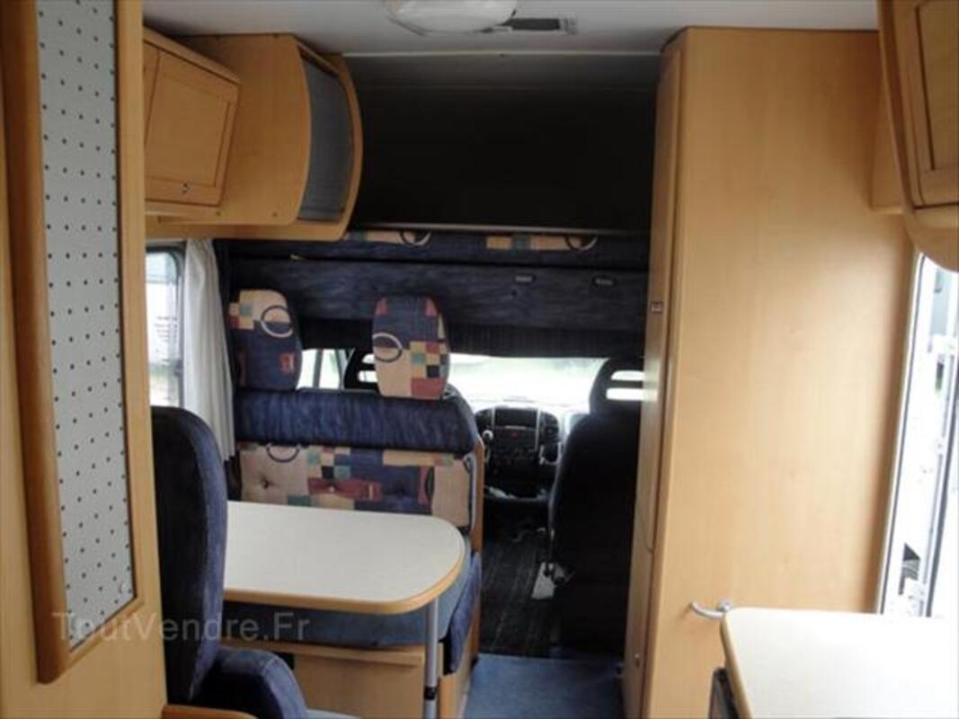 Camping-car roller team capucine 62502969