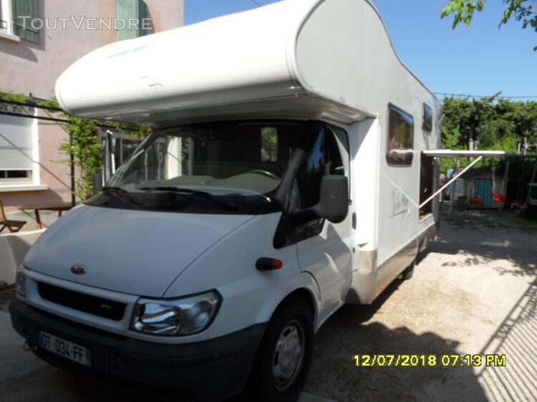 Camping car 437463134