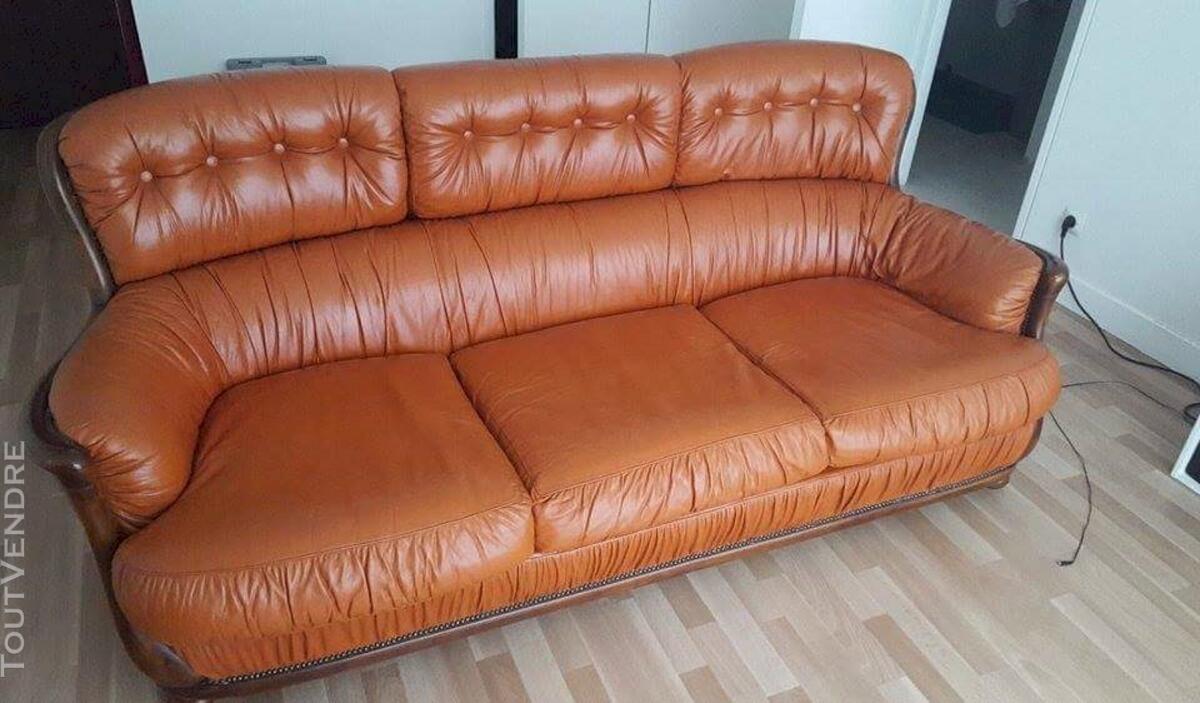 Canape 3 places + 1 fauteuil 116606265