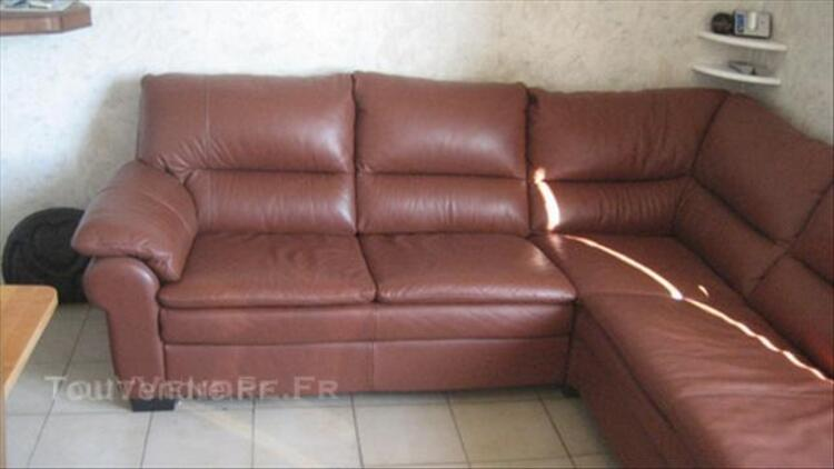 Canapé d'angle Authentica 44994526