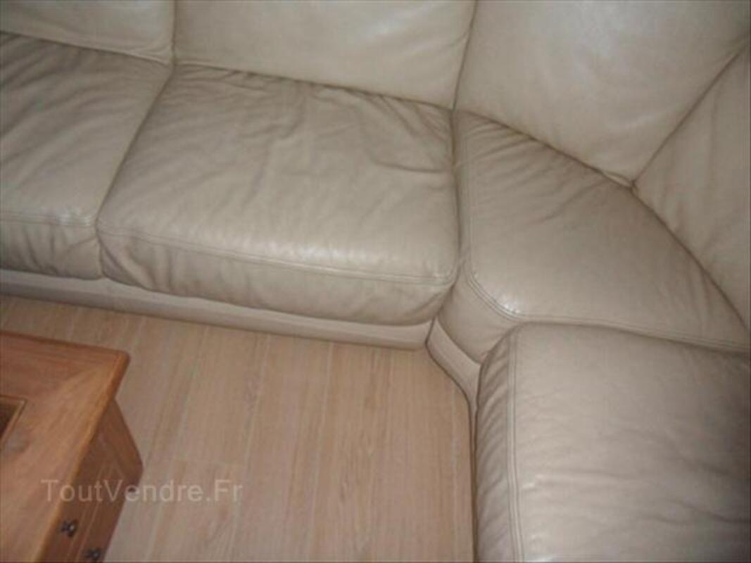 Canapé d'angle en cuir 66102814