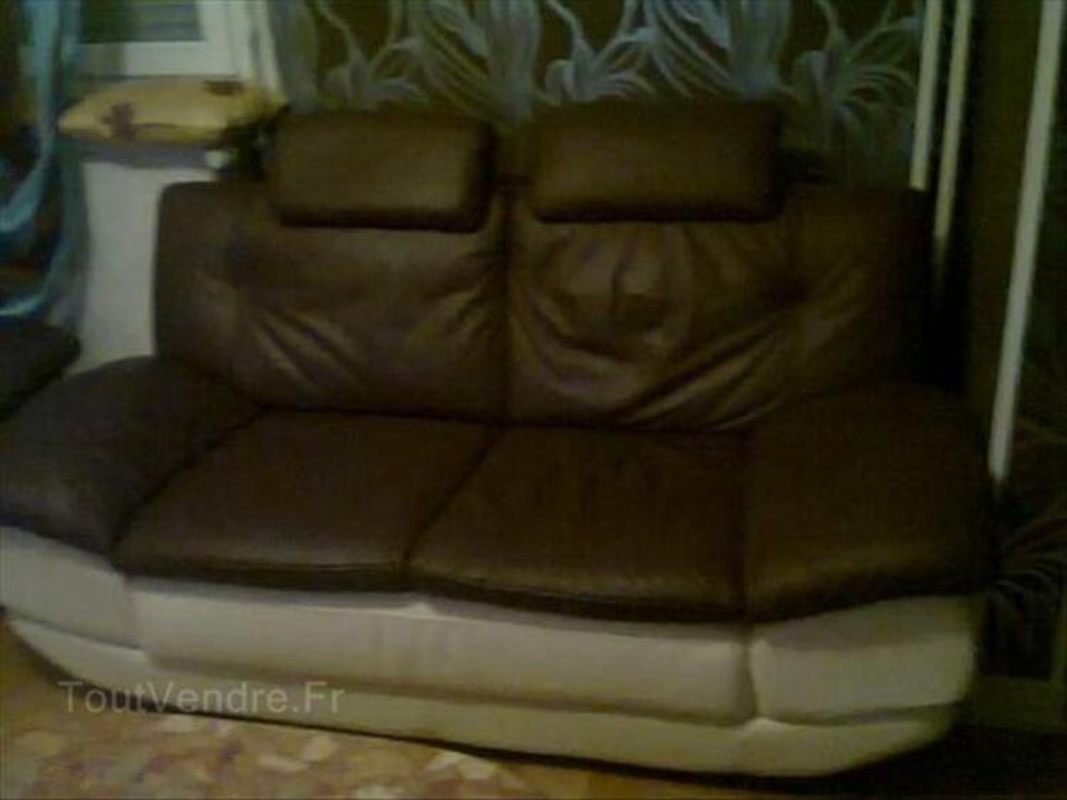 Canapé en cuir (3+2+1) 56219122