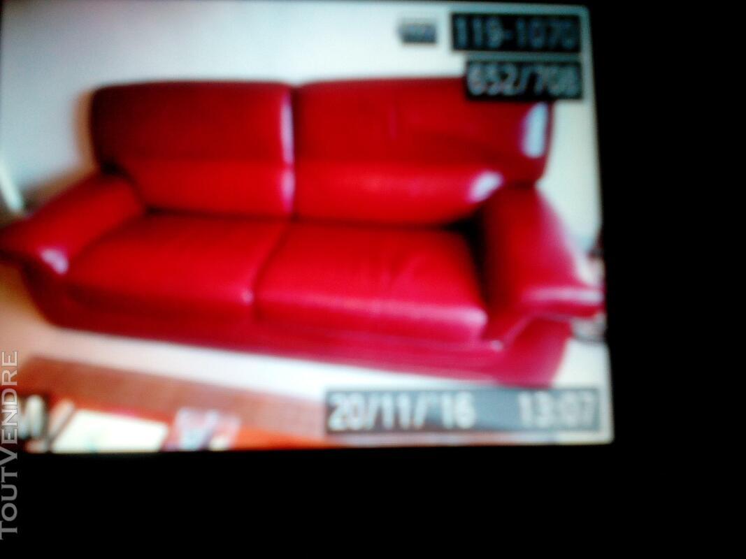 Canapé en cuir 186999839