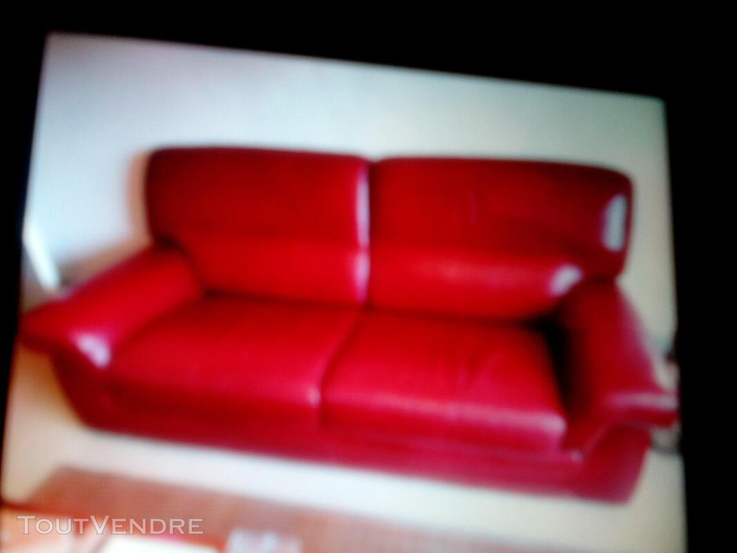 Canapé en cuir 186999890