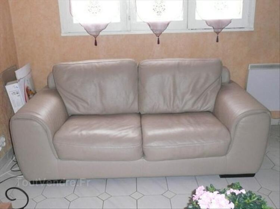 Canapé en cuir 56405012