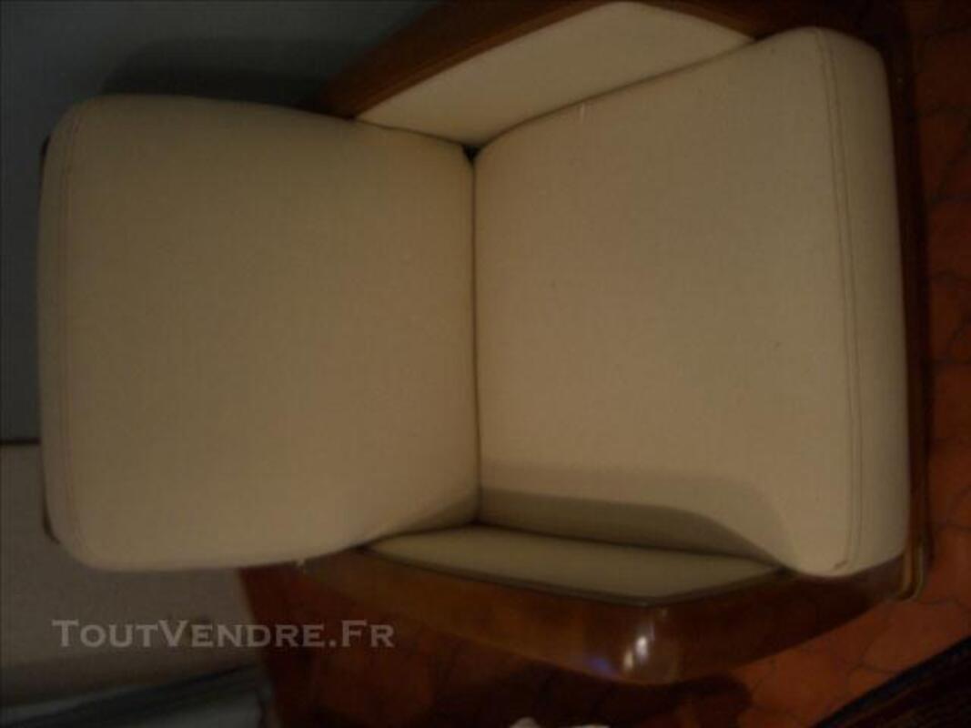 Canapé et deux fauteuils Jacques Leleu 74003233