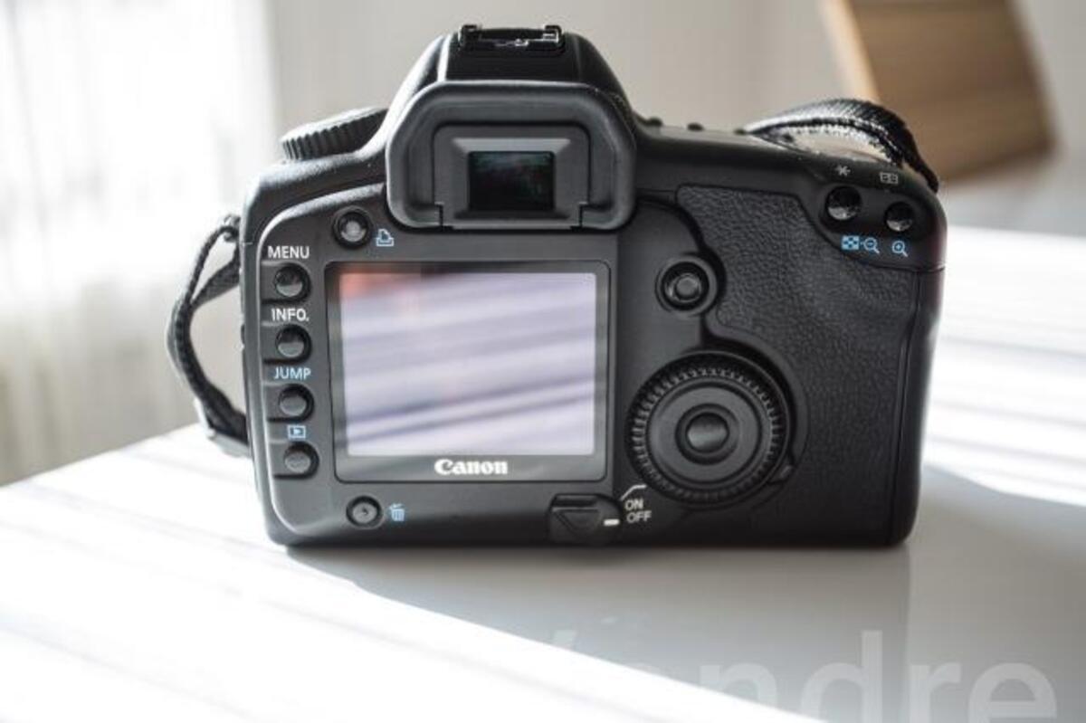 CANON 5D + ACCESSOIRES 90020701