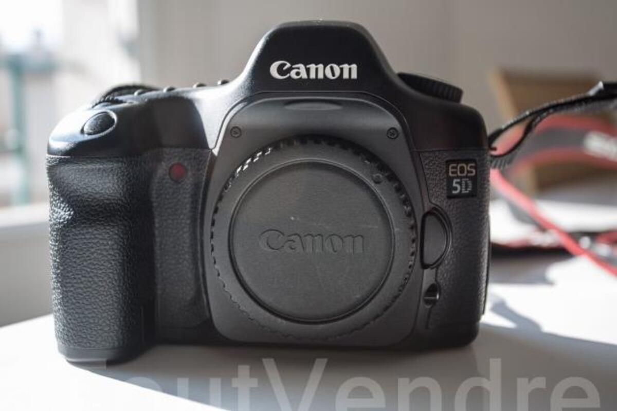 CANON 5D + ACCESSOIRES 90020702