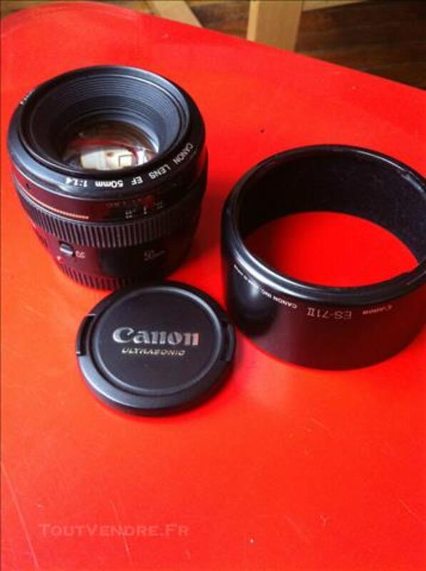 Canon EF 50mm f/1.4 + filtre polarisant 84569647