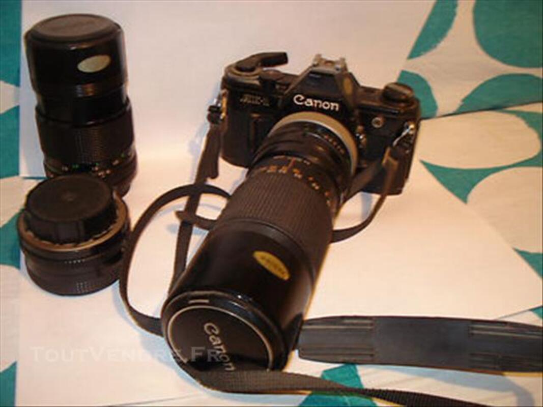 Canon EOS-AE-1 Appareil photo 35 mm 77530284