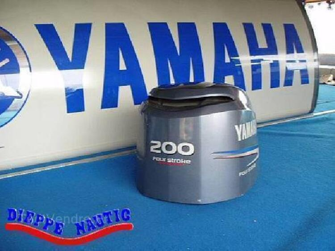 Capot moteur hors-bord Yamaha 200cv 89880588