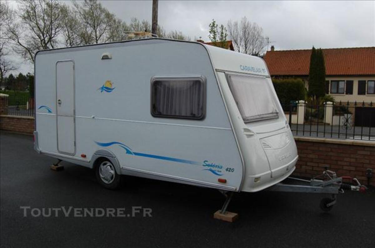Caravane caravelair 74028406