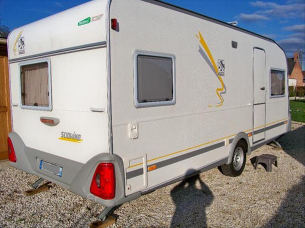Caravane KNAUS 56406320