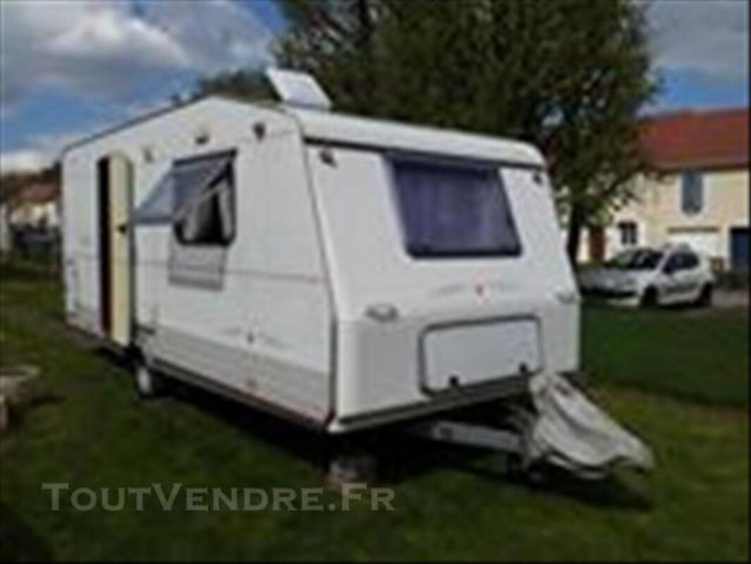 Caravane La Mancelle blanche 79423309