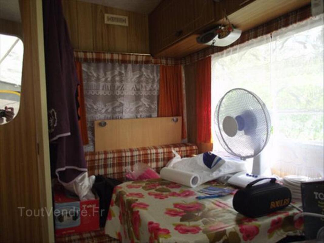 Caravane Pilote 385 4/5 places 64633330
