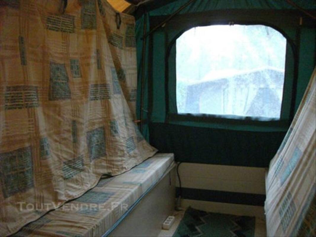 Caravane pliante toile Trigano 86164551