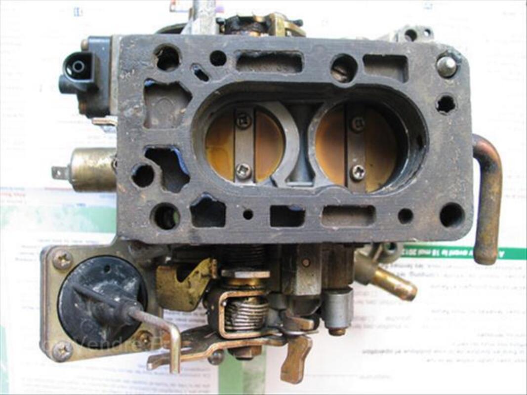 Carburateur Solex 28-34 Z10 pour Renault R21 GTS. 88117038