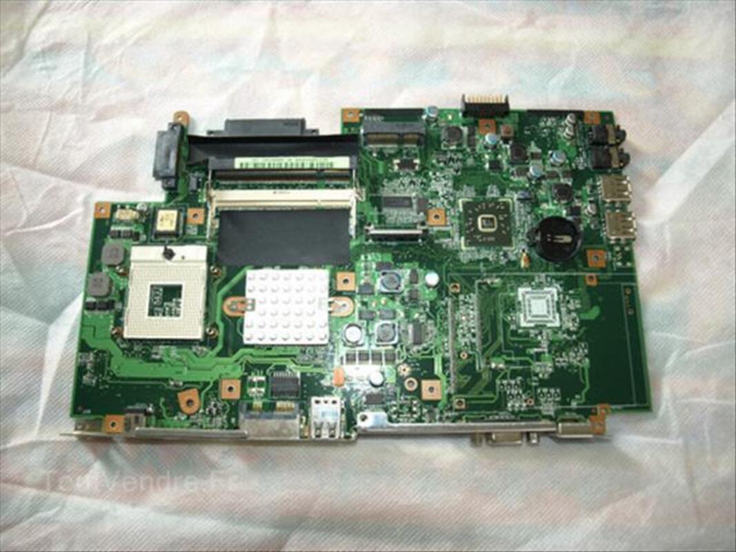 Carte mere de pc portable packard bell MX HS 54647476