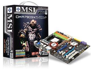Carte Mère MSI DKA790GX Platinum