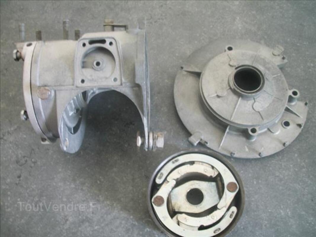 Carter moteur solex 3800 et son embrayage 89190822