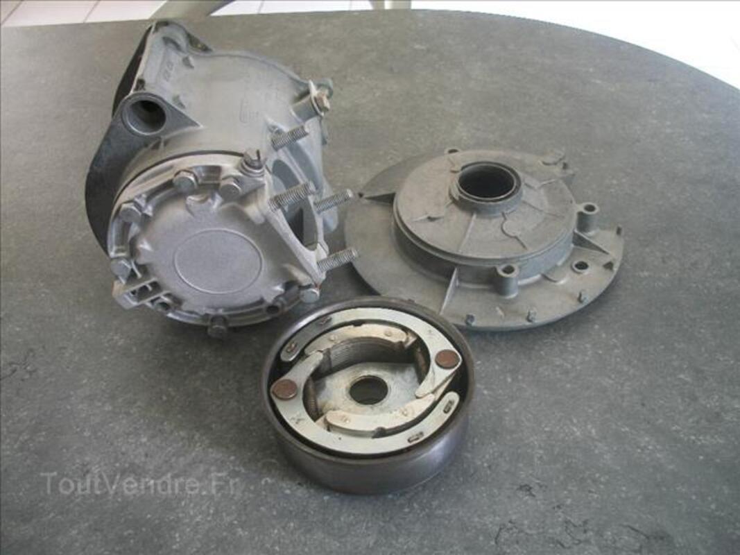Carter moteur solex 3800 et son embrayage 89190823