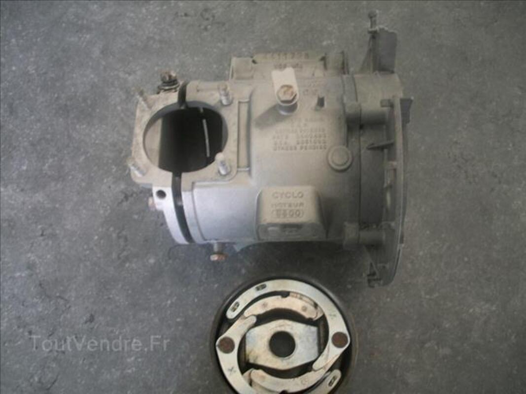 Carter moteur solex 3800 et son embrayage 89190824