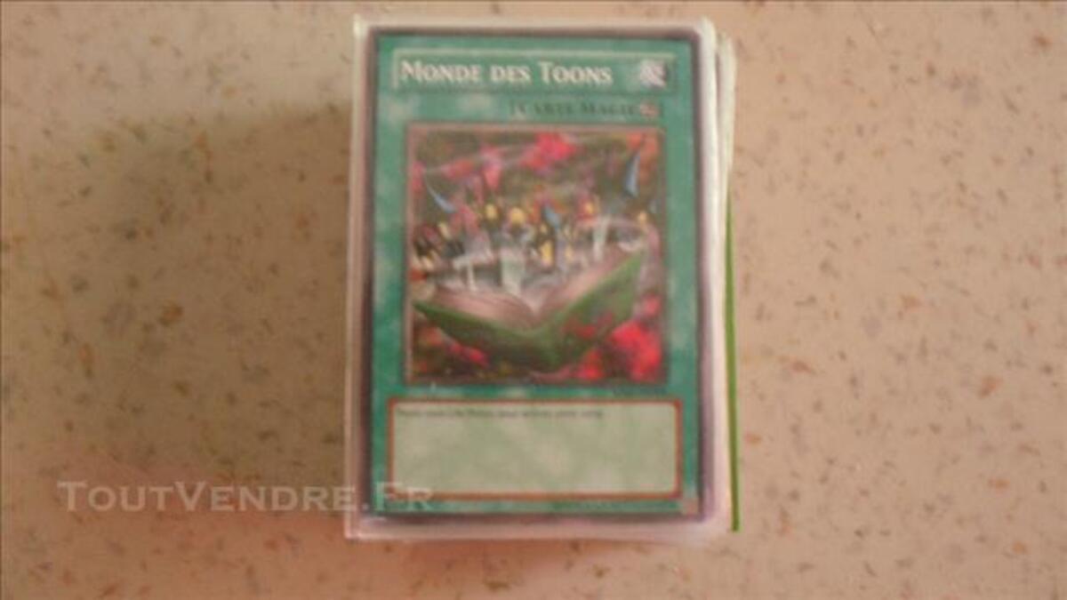 Cartes Yu-Gi-Oh / GX 75918551