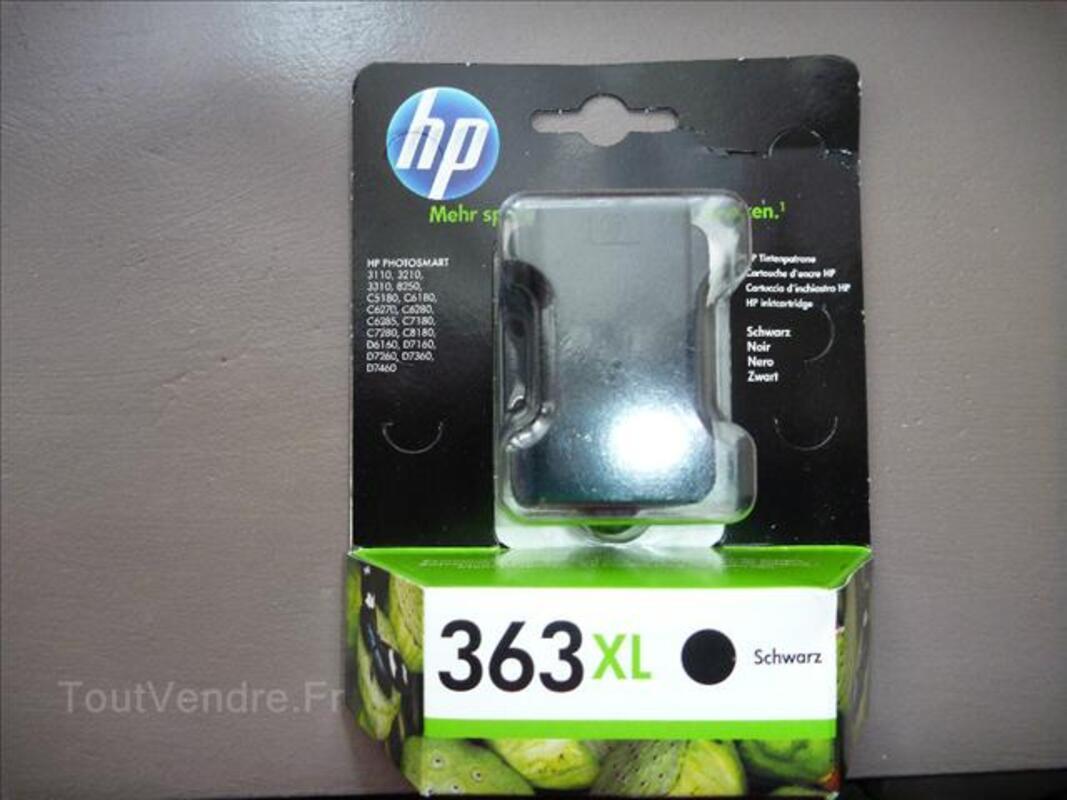Cartouche HP 363 XL noire 72284145