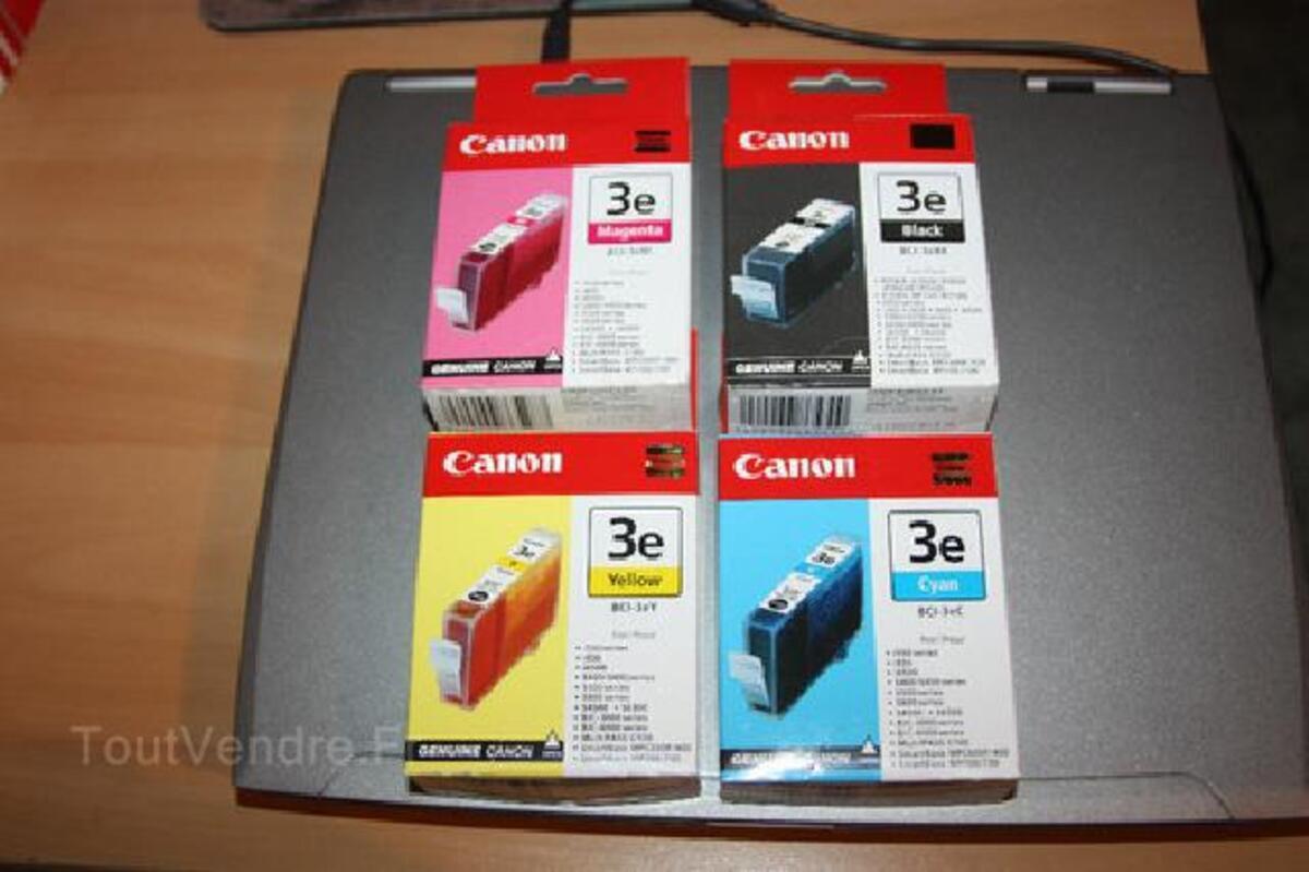 Cartouches encre canon 93017722