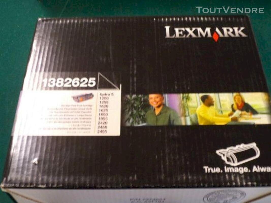 Cartouches LEXMARK et autres 118447834