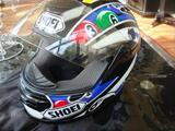 CASQUE MOTO INTEGRAL SHOEI TM