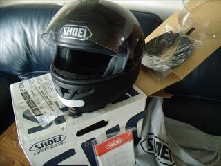 Casque SHOEI Safety Helmet intégral NEUF taille S