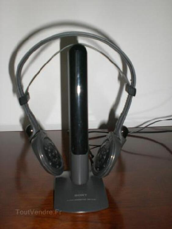 Casque sony sans fil  mdr if310 93836527