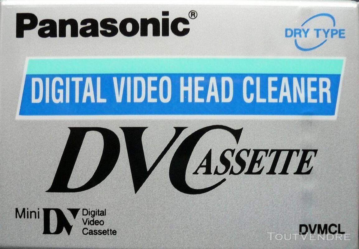 Cassette de nettoyage neuve pour caméscope Mini DV 308686840