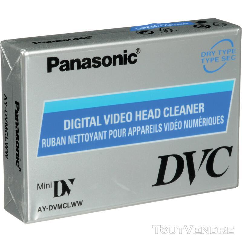 Cassette de nettoyage neuve pour caméscope Mini DV 308686843