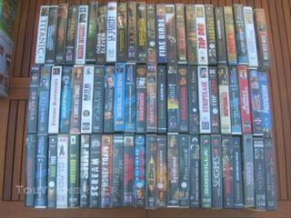 Cassettes vidéo