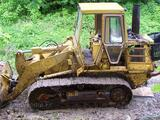CAT 953 Chargeuse 1986