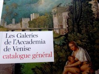 Catalogue galeries Accademia de Venise