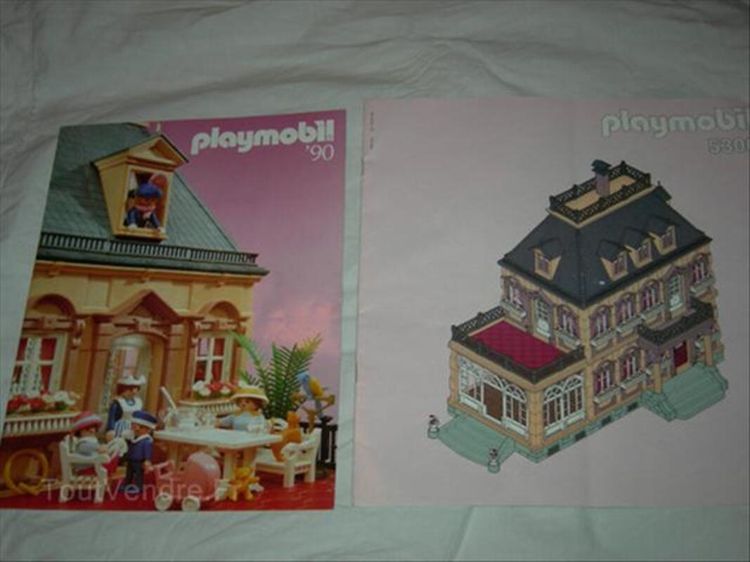 Catalogue maison playmobil 55920105