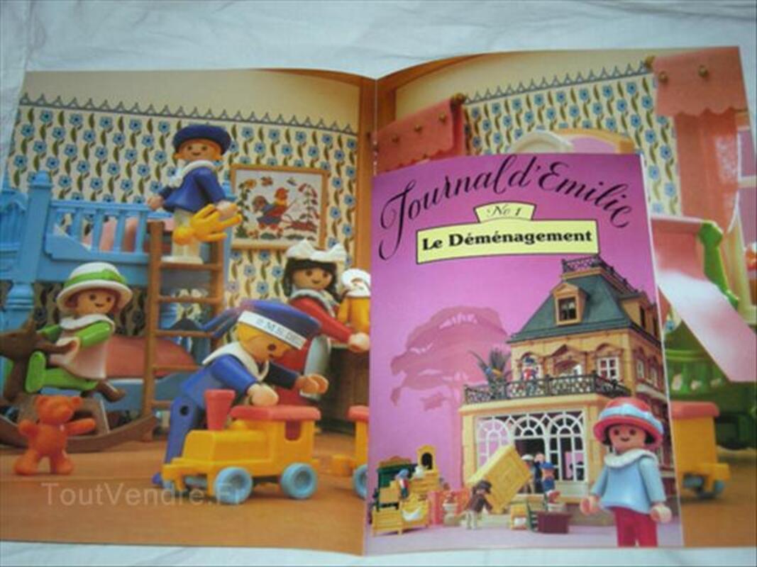 Catalogue maison playmobil 55920106