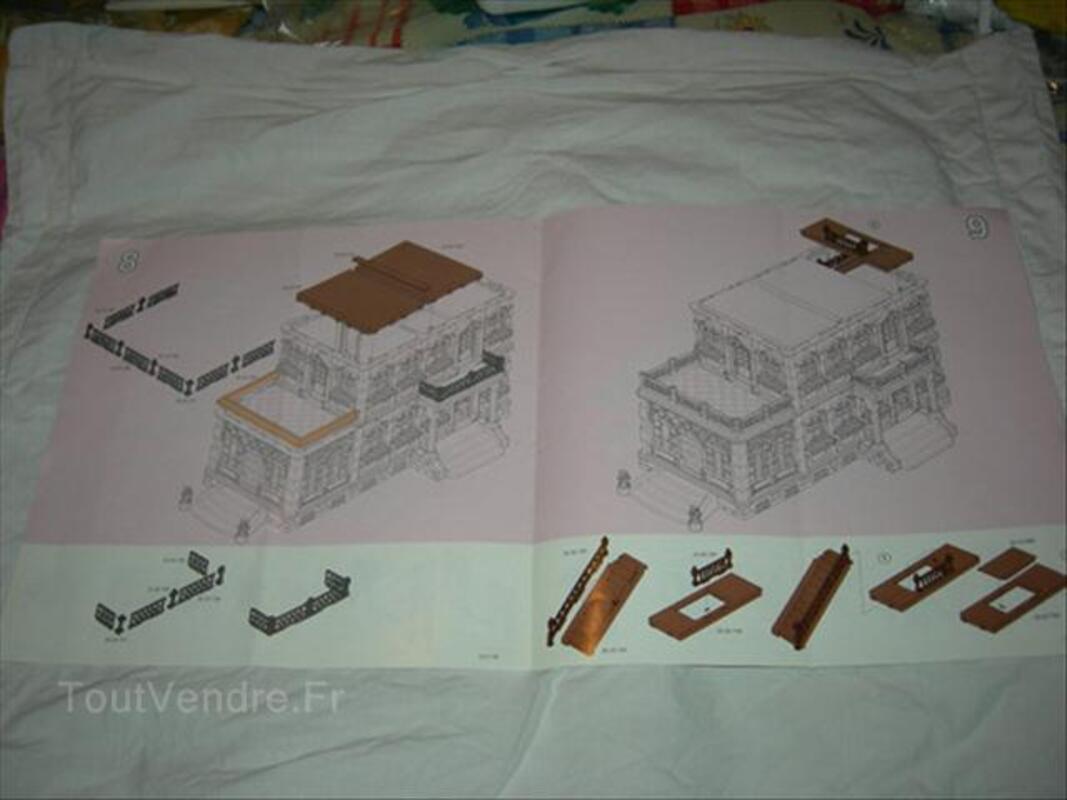 Catalogue maison playmobil 55920107