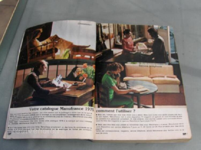 Catalogue Manufrance 1975 91488782