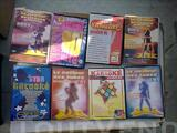 Cause cessation activite  lot de dvd de karaoke