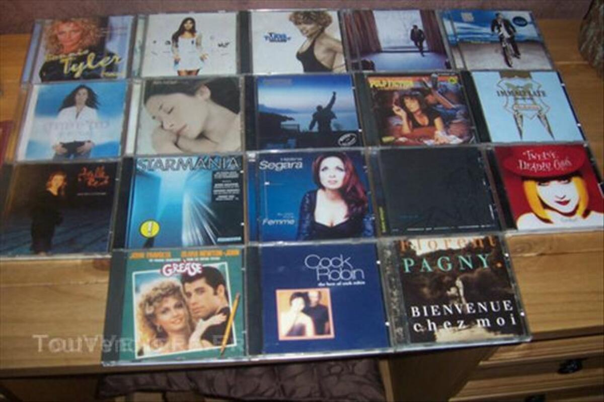 CD Différent Album originaux au choix 43940993